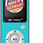 BERTRONIC Made in Germany BC04 Royal MP3-Player -                   Player mit 64 GB, leider klicken die Tasten und die Ordner sind unsortiert