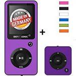 BERTRONIC Royal BC02 und BC05 MP3-Player Bis 100 Stunden Wiedergabe Farbdisplay Radio | Portabler Player | Audio-Player für Sport mit Micro SD-Kartenslot :                   Guter player