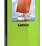 Lenco Xemio-655 - MP3-MP4 player - 4GB - Grün :                   MP3 Player fürs Auto