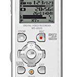 Olympus WS 650S Digitaler Rekorder mit Flash-Datenspeicher 2 GB WMA/MP3 Display 3 : Sehr leichtes Diktiergerät mit sehr guter Sprachqualität